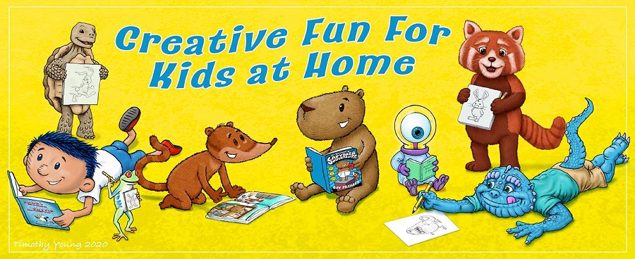 Creative Fun for Kids at Home